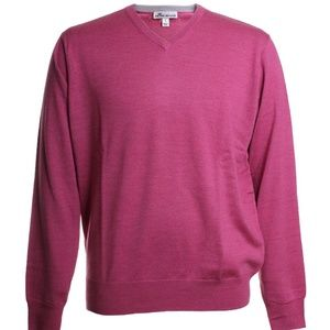 Peter Millar NWT Pink Crown Soft Sweater